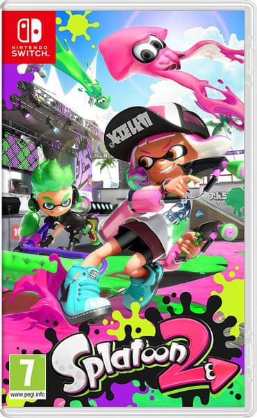 Nintendo Splatoon 2 / Switch