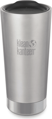 Klean Kanteen Insulated Tumbler brushed stainless 592 ml