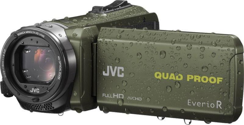 JVC GZ-R435 Green (GZ-R435G)