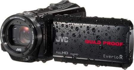 JVC GZ-R435 Black (GZ-R435B)