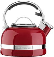 KitchenAid čajnik 1,9 L, rdeč