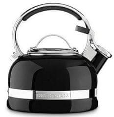 KitchenAid čajnik 1,9 L, črn