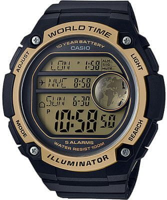 Casio Collection AE 3000W-9A
