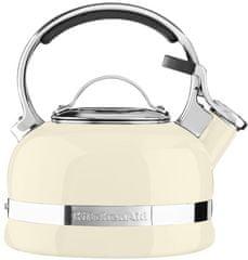 KitchenAid čajnik 1,9 L, krem