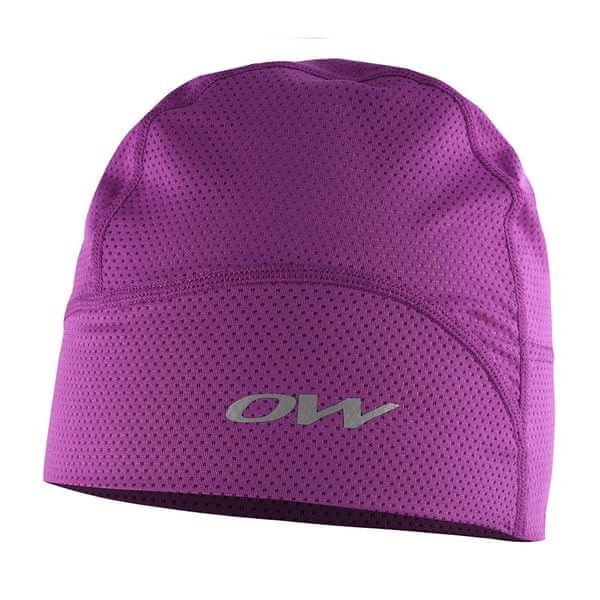 One Way Trace Mesh hat Purple