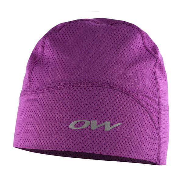 One Way Trace Mesh hat Purple