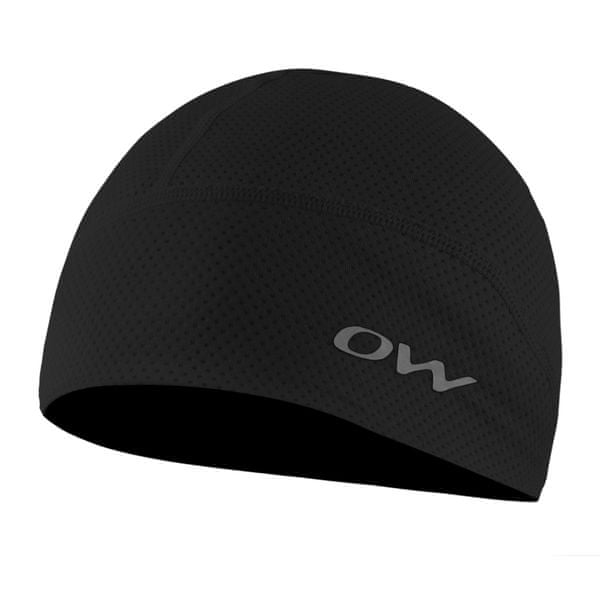 One Way Trace Mesh hat Black