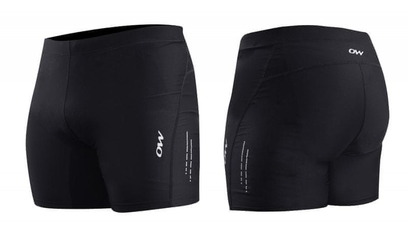One Way Course 2 Shorts Training Tights Blk XL