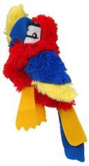 Magic Cat Hračka Skinneeez papoušek 20 cm