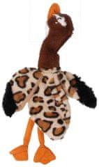 Dog Fantasy Zabawka dla psa Skinneeez Struś, 32,5 cm