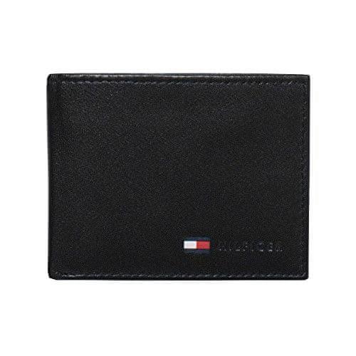 Tommy Hilfiger Pánská černá peněženka Bilford