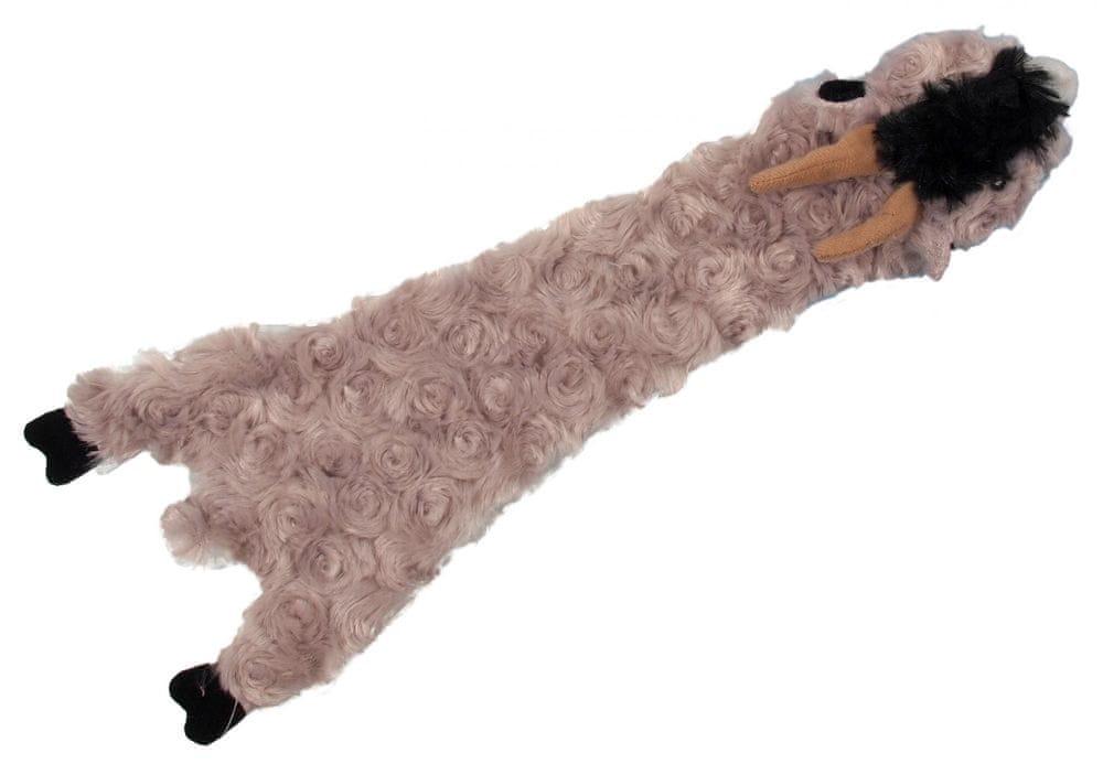 Dog Fantasy Hračka Skinneeez šustící koza 35cm