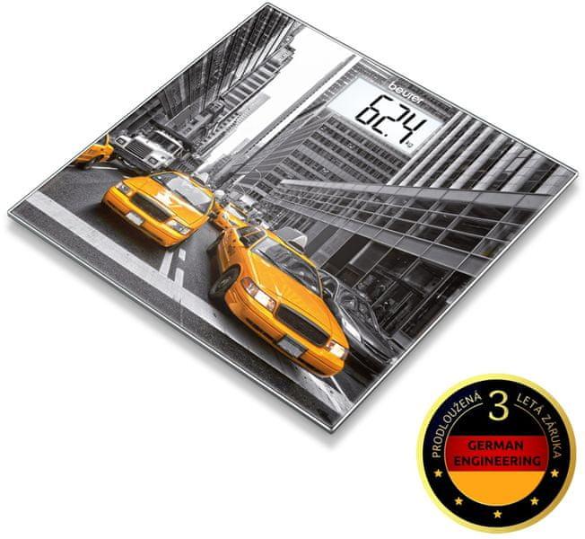Beurer GS 203NY