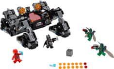 LEGO Super Heroes 76086 Napad skozi predor s Knightcrawlerjem