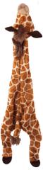 Dog Fantasy Igračka Skinneeez za pse, žirafa 50 cm
