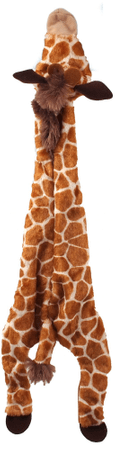 Dog Fantasy igrača Skinneeez žirafa, 50 cm