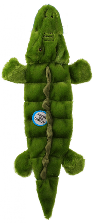 Dog Fantasy Hračka Skinneeez multi-pískatko aligátor 52,5cm