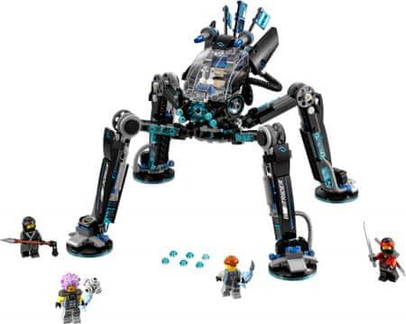 LEGO NINJAGO™ 70611 Vodný chodec