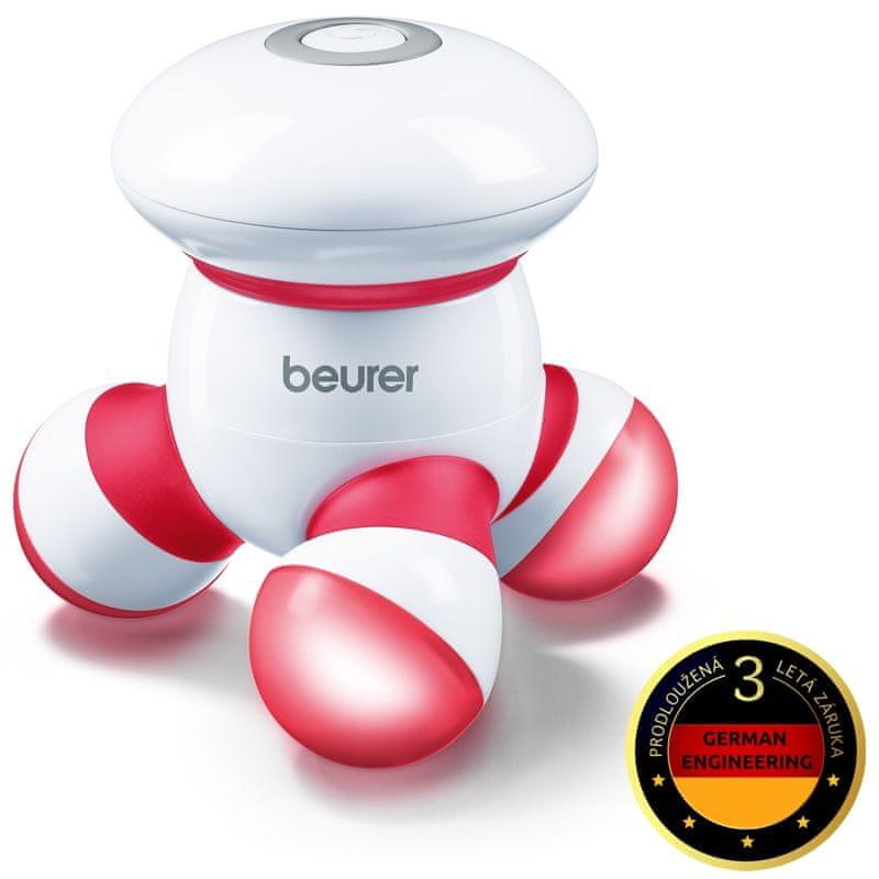 Beurer MG 16 red