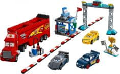 LEGO Juniors 10745 Zadnja dirka Florida 500