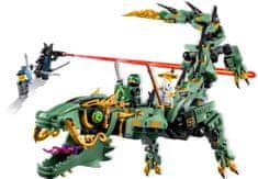 LEGO NINJAGO 70612 Ninja zeleni robotski zmaj