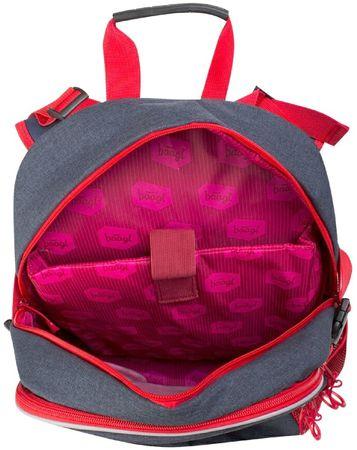BAAGL Školní batoh Sovičky  0798d44115