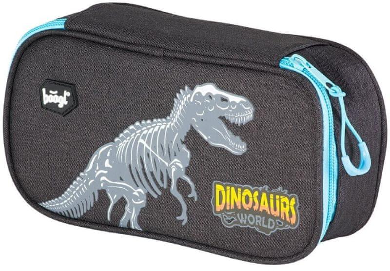 BAAGL Školní penál Dinosauři