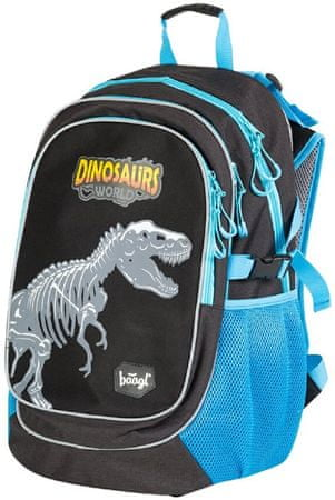 7f619f59177 BAAGL Školní batoh Dinosauři