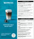 Nespresso Voucher na šlehač mléka