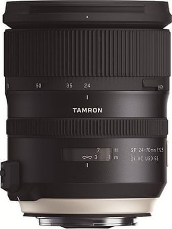 Tamron objektiv SP 24-70 mm f/2.8 VC USD G2 (Canon)