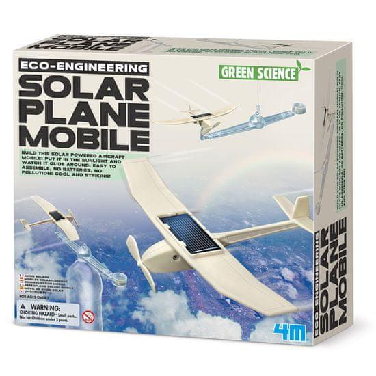 4M letjelica na solarni pogon