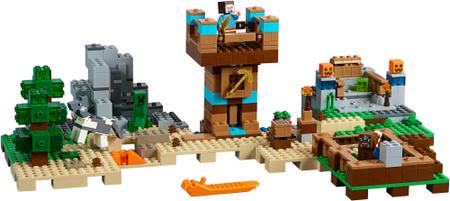 LEGO Minecraft 21135 Krafterski komplet 2.0
