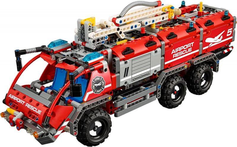LEGO® Technic 42068 Letištní záchranné vozidlo