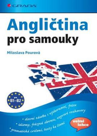 Pourová Miloslava: Angličtina pro samouky