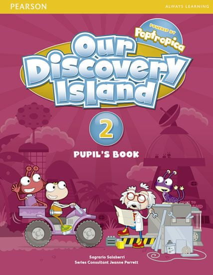 Burnford Sheila: Our Discovery Island 2 Pupil´s Book