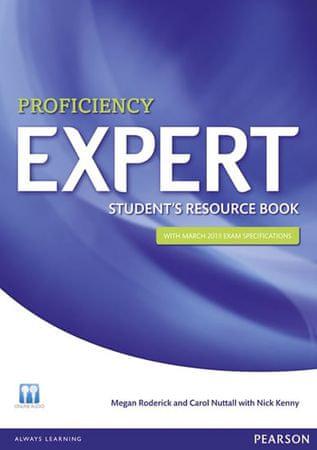 Roderick Megan: Expert Proficiency Student´s Resource Book with Key