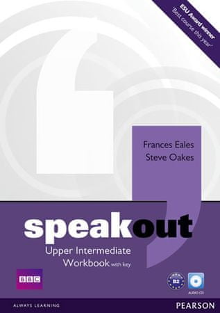 Eales Frances: Speakout Upper Intermediate Workbook with Key and Audio CD Pack