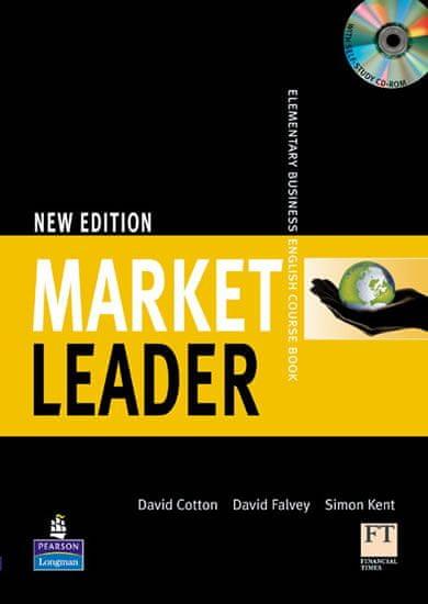 Cotton David: Market Leader Elementary Coursebook/Multi-Rom Pack