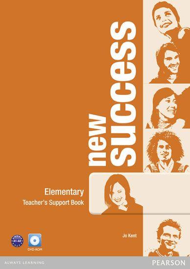 Kent Jo: New Success Elementary Teacher´s Book & DVD-ROM Pack