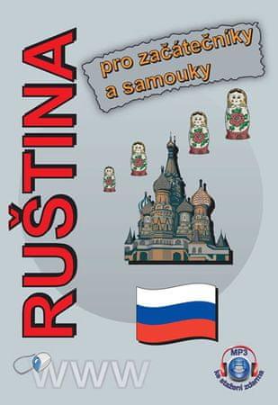 Pařízková Štěpánka: Ruština pro začátečníky a samouky + MP3 ke stažení zdarma