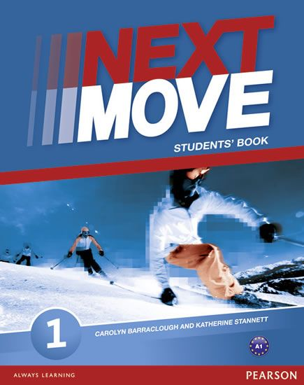 Barraclough Carolyn: Next Move 1 Students Book