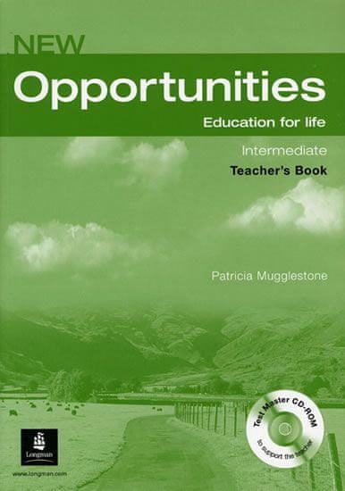 Mugglestone Patricia: New Opportunities Global Intermediate Teacher´s Book Pack NE