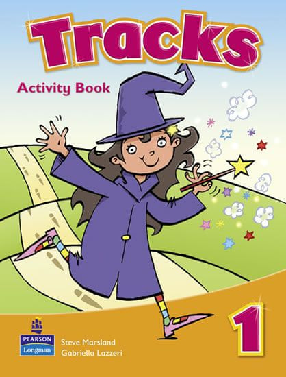 Lazzeri Gabriella: Tracks 1 Activity Book