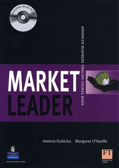 O'Keeffe Margaret: Market Leader Advanced Coursebook/Multi-Rom Pack