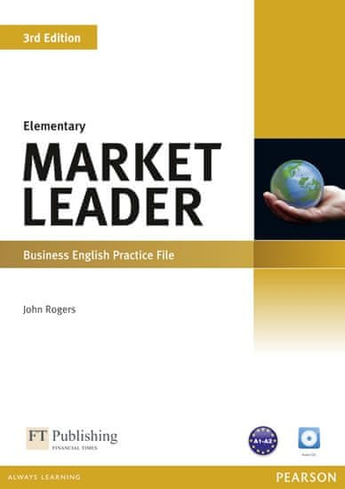 Rogers John: Market Leader 3rd Edition Elementary Practice File & Practice File CD Pack