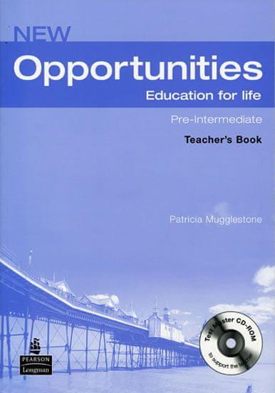 Mugglestone Patricia: New Opportunities Global Pre-Intermediate Teacher´s Book Pack NE