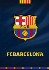 FC Barcelona beležka A6 1R 40L 80GR