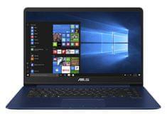 Asus prenosnik ZenBook UX530UQ-FY049R i7-7500U/16GB/SSD 512GB/15,6FHD/940MX/UMA/W10Pro, moder