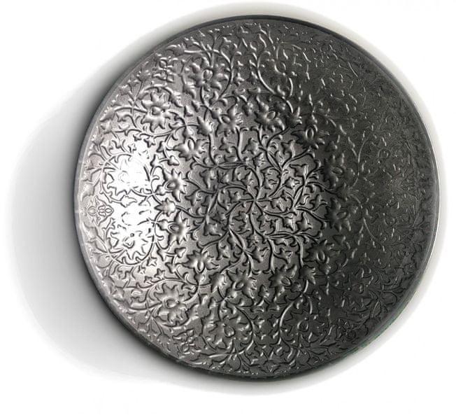 Previosa Mísa Heritage Shiraz stříbrná 27 cm