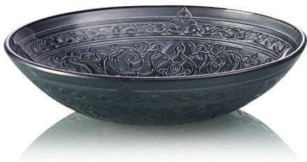 Previosa skleda Heritage Istambul, srebra, 27 cm